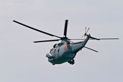 Вертолет Seaking Стоковое Изображение