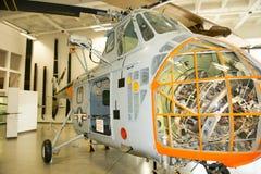 Вертолет - Sikorsky HH - 19 b (S-55) Стоковое фото RF