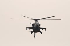 вертолет Z-10 стоковые фото