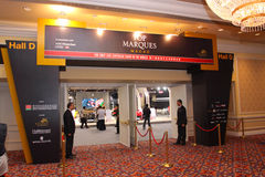 Верхние каперы Macau 2011 Стоковые Фото
