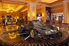 Верхние каперы Macau 2011 Стоковое Изображение