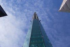 Верхний взгляд колокольни в Перте Стоковые Фото