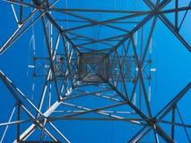 Верхний взгляд гидро башни Стоковые Фото