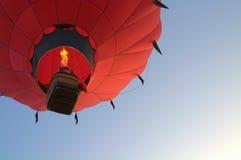 Верхний воздушный шар Стоковые Фото