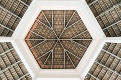 Верхний конспект крыши Стоковое фото RF