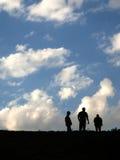 верхний мир Стоковые Фотографии RF