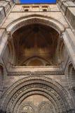 Верхний раздел портала для того чтобы войти San Vicente Стоковое Изображение