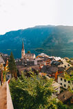 Верхняя Австрия Hallstatt Стоковое Фото