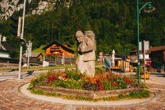 Верхняя Австрия Hallstatt Стоковые Фотографии RF