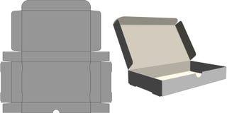 Верхняя коробка замка Стоковые Изображения