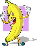 верхняя часть банана бесплатная иллюстрация