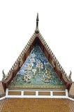 Верхняя часть Будды крыша стоковая фотография rf