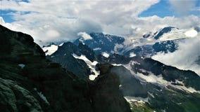 Верхняя часть горы Стоковое фото RF