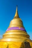 Верхняя часть золотой горы (Wat Saket), Таиланда Стоковое Изображение