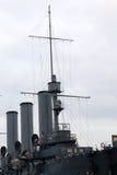 верхняя часть крейсера рассвета Стоковое Изображение
