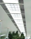 верхняя часть крыши красивейшего света конструкции естественная Стоковая Фотография RF