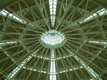 верхняя часть крыши сени Стоковое Изображение RF