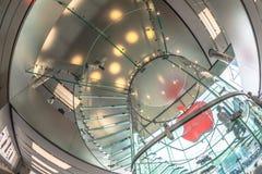 Верхняя часть магазина Яблока Стоковые Фотографии RF