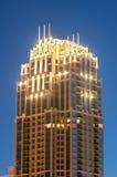 верхняя часть небоскреба mn minneapolis стоковые фотографии rf