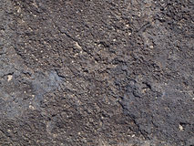 верхняя часть песка утеса лавы битов Стоковое Изображение RF