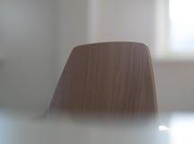Верхняя часть предпосылки стула офиса Стоковое Изображение
