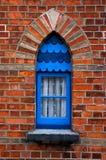 Верхняя часть сдобренная окном Стоковое Изображение