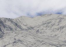верхняя часть снежка Стоковые Фото