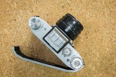 Верхняя часть старого отверстия камеры Стоковое Фото