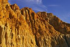 верхняя часть холма Стоковые Фотографии RF