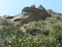 Верхняя часть холма Стоковые Изображения