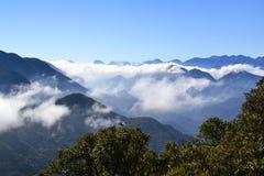 Верхняя часть холма Monet Стоковое Фото