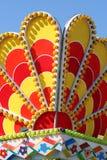 верхняя часть carousel Стоковые Фотографии RF