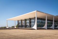 Верховный Суд Бразилии - трибунал Supremo федеральный - STF - Brasilia, Distrito федеральное, Бразилия стоковое изображение