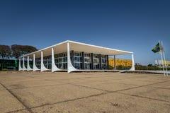 Верховный Суд Бразилии - трибунал Supremo федеральный - STF - Brasilia, Distrito федеральное, Бразилия стоковая фотография