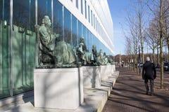Верховный Суд Нидерландов стоковые фото