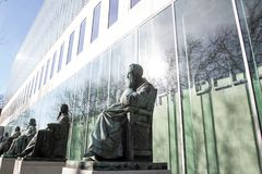 Верховный Суд Нидерландов стоковое фото rf