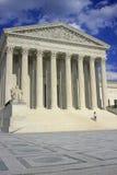 Верховный Суд в DC июле 2015 Вашингтона Стоковая Фотография