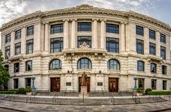 Верховный Суд Луизианы в ЛА Нового Орлеана Стоковые Фото