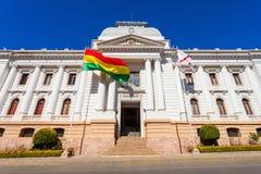 Верховный Суд, Сукре стоковая фотография