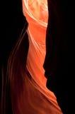 верхушка каньона антилопы стоковые фотографии rf