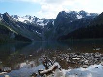 верхушка multa озера Стоковое Изображение RF