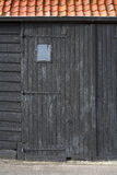 дверь амбара старая Стоковые Фотографии RF