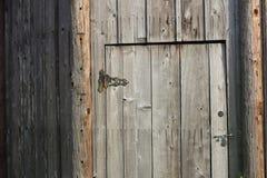 дверь амбара старая стоковое фото rf