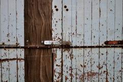 дверь деревенская стоковое фото