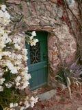 дверь Италия Стоковые Изображения