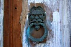 дверь конструкции старая стоковые фотографии rf