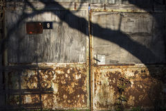 дверь мистическая Стоковые Изображения RF