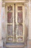 дверь ретро Стоковые Фотографии RF