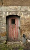 дверь сиротливая стоковые изображения