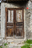 дверь старая Стоковое фото RF